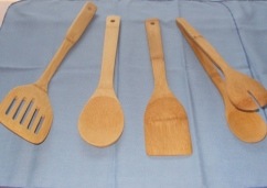 Natural Cooking Utensils