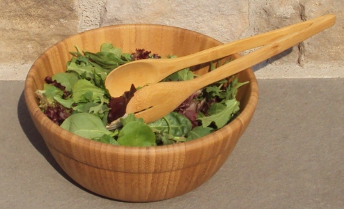 Spring Mix in Bowl